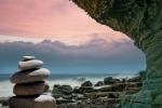 Canva - Feng Shui, Stones, Coast, Spirituality, Meditation, Zen